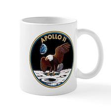 NASA Apollo 11 Insignia Mugs