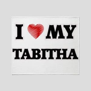 I love my Tabitha Throw Blanket