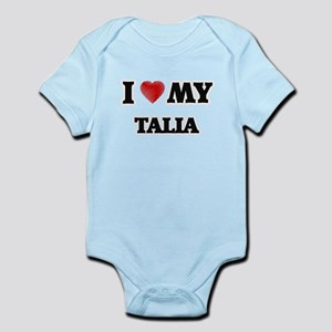 I love my Talia Body Suit