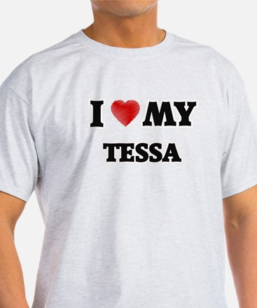 I love my Tessa T-Shirt
