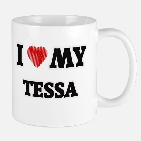 I love my Tessa Mugs
