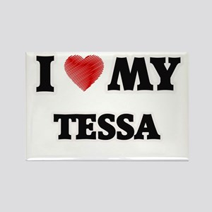 I love my Tessa Magnets