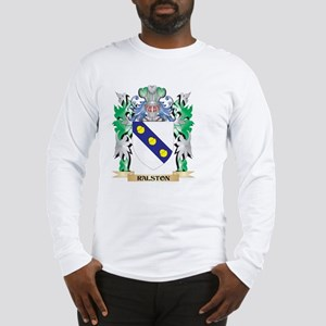 Ralston Coat of Arms - Family Long Sleeve T-Shirt