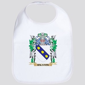Ralston Coat of Arms - Family Crest Bib