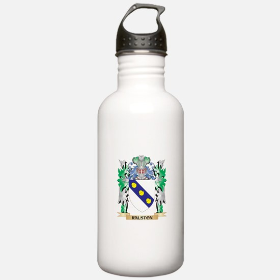 Ralston Coat of Arms - Water Bottle