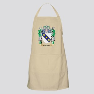 Ralston Coat of Arms - Family Crest Apron
