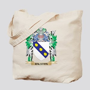 Ralston Coat of Arms - Family Crest Tote Bag