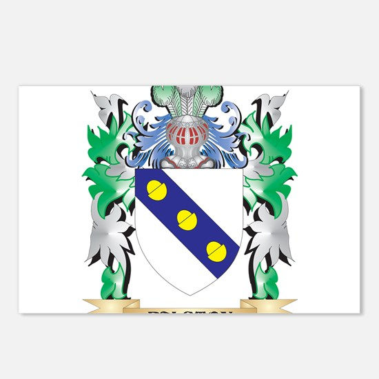 Ralston Coat of Arms - Fa Postcards (Package of 8)