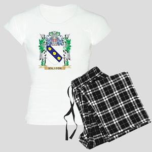 Ralston Coat of Arms - Fami Women's Light Pajamas