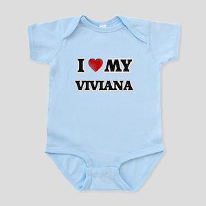 I love my Viviana Body Suit