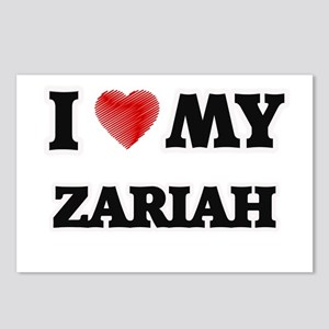 I love my Zariah Postcards (Package of 8)