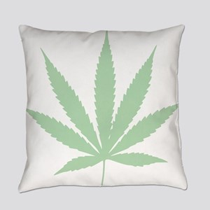 Weed Everyday Pillow