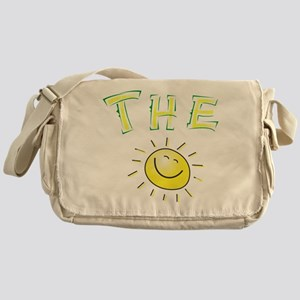 The Sun Messenger Bag
