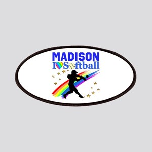 PERSONALIZE SOFTBALL Patch