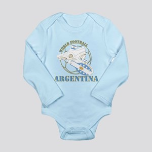 Argentina world soccer football Body Suit