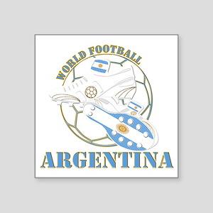 Argentina world soccer football Sticker