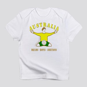 Australia footballer celebration so Infant T-Shirt