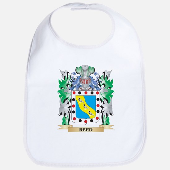 Reed Coat of Arms - Family Crest Bib
