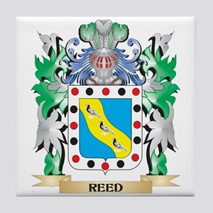 Reed Coat of Arms - Family Crest Tile Coaster