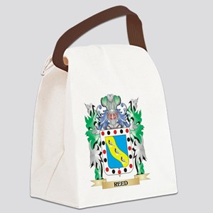 Reed Coat of Arms - Family Crest Canvas Lunch Bag