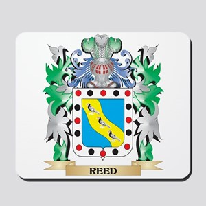 Reed Coat of Arms - Family Crest Mousepad