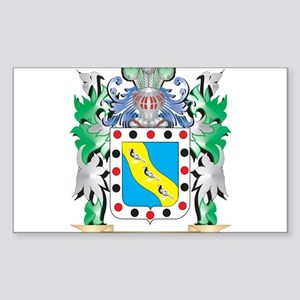 Reed Coat of Arms - Family Crest Sticker