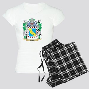 Reed Coat of Arms - Family Women's Light Pajamas