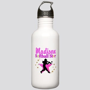 PERSONALIZE SOFTBALL Stainless Water Bottle 1.0L