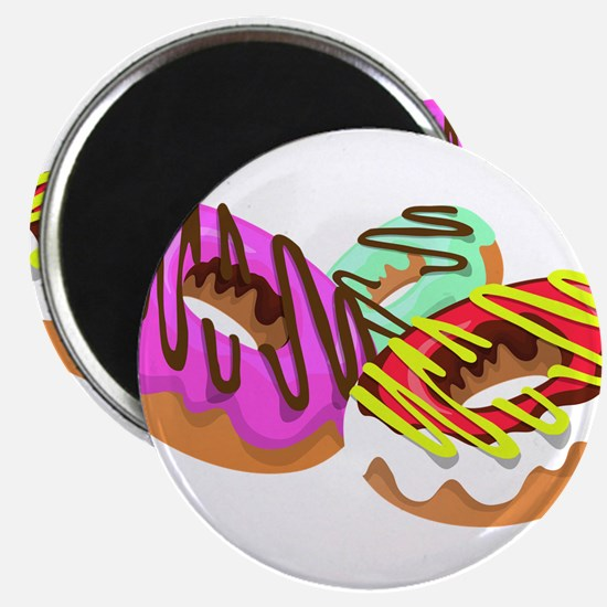 Doughnuts Magnets