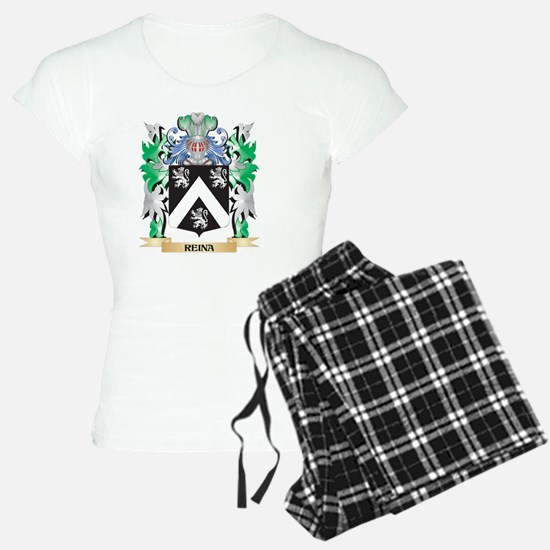 Reina Coat of Arms - Family Pajamas