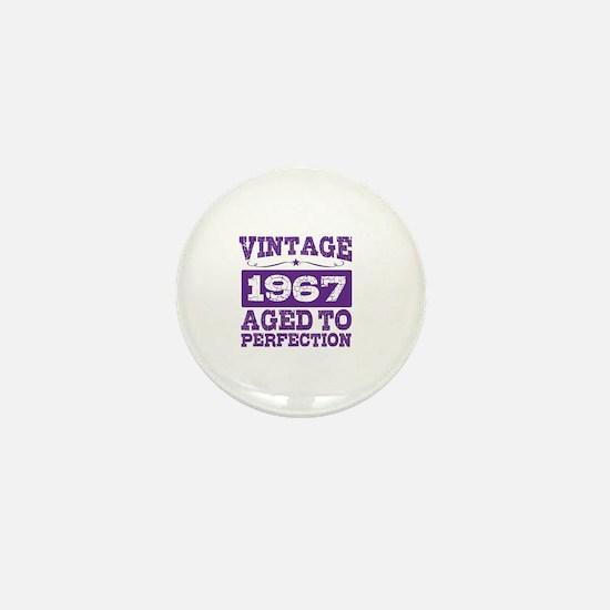 Unique 1967 Mini Button