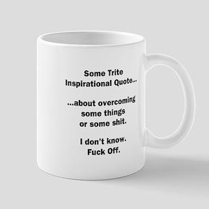 Inspirational Quote Mug