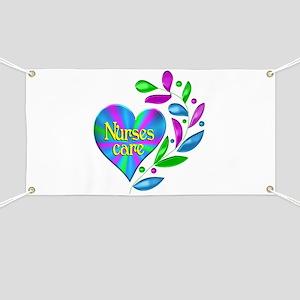Nurses Care Banner