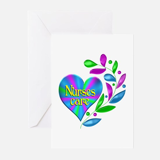 Nurses Care Greeting Cards (Pk of 20)
