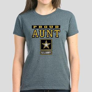 Proud Aunt U.S. Army T-Shirt