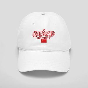 CCCP Soviet Hockey S Cap