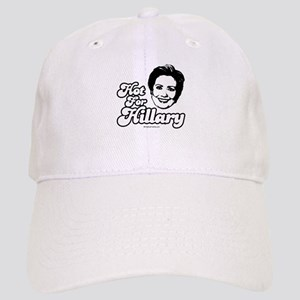 Hot for Hillary Cap