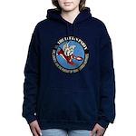 Liberty Flying Tiger Women's Hooded Sweatshirt