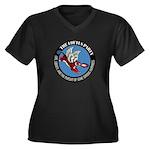 Liberty Flying Tiger Plus Size T-Shirt