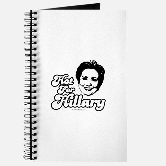 Hot for Hillary Journal