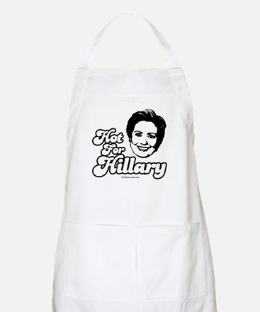 Hot for Hillary BBQ Apron
