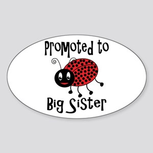 Promoted to Big Sister. Sticker