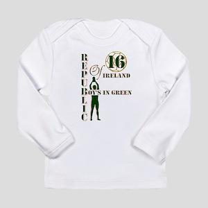 Republic of Ireland boy's in g Long Sleeve T-Shirt