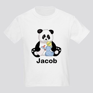 Jacob's Little Panda Kids Light T-Shirt
