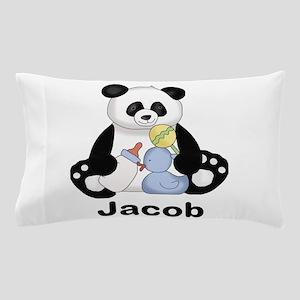 Jacob's Little Panda Pillow Case