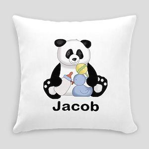 Jacob's Little Panda Everyday Pillow