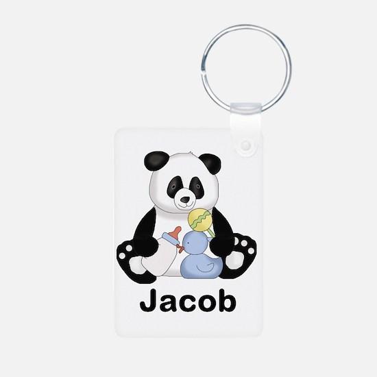 Jacob's Little Panda Keychains