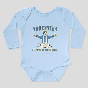 Argentina footballer celebration soccer Body Suit