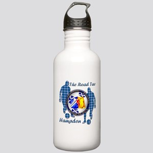 Scotland Football Blue Stainless Water Bottle 1.0L
