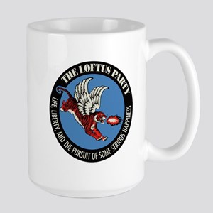 Liberty Flying Tiger Mugs